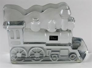 Daum Crystal Far West Train Engine