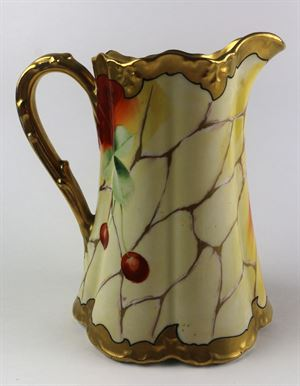 Pickard Hand Painted Porcelain Pitcher